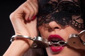 cuffs & eyemask